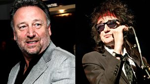 Image for Peter Hook Interviews John Cooper Clarke