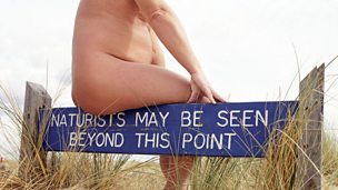Image for Britain's first nudist beach