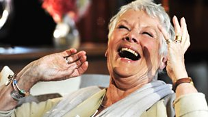 Image for Dame Judi Dench discusses her illustrious career