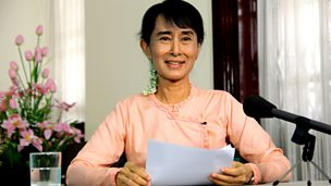 Image for Aung San Suu Kyi: Liberty