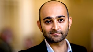 Image for Mohsin Hamid - The Reluctant Fundamentalist