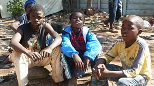 Image for Zimbabwe's child migrants