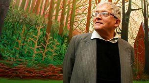 Image for David Hockney; Mark Kermode