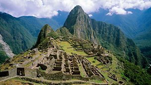 Image for Who Found Machu Picchu?