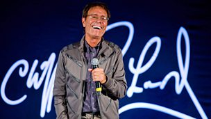 Image for Cliff Richard; postnatal depression; work-life balance