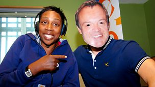 Image for Gina Yashere & Mary Portas - Laughing & Shopping
