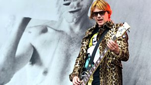 Image for Nicky Wire; Marathon Performances