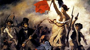 Image for Delacroix's Liberty Leading the People