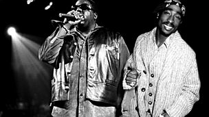 Image for Tupac and Biggie