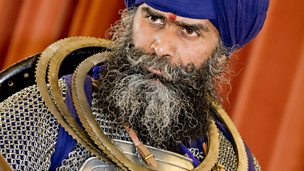 Image for The Last Sikh Warrior