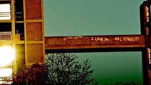 Image for The I Love You Bridge