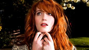 Image for Florence and the Machine sit in for Annie!