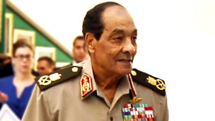 Image for Field Marshal Mohamed Hussein Tantawi