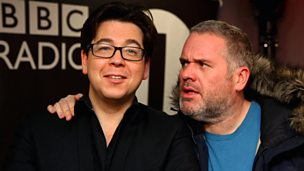 Image for Tuesday - with Michael McIntyre
