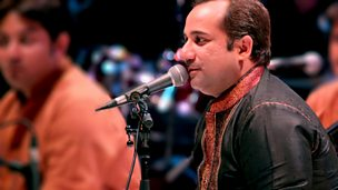 Image for Rahat at the BBC Asian Network