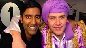 Image for Scott Mills goes Bhangra!