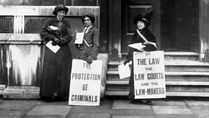 Image for The Lost World of the Suffragettes