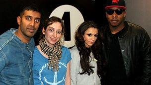 Image for Cher Lloyd, Clement Marfo & Isy Suttie