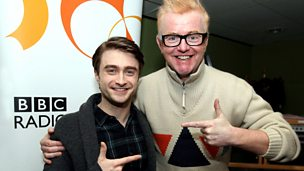 Image for Daniel Radcliffe joins us for breakfast