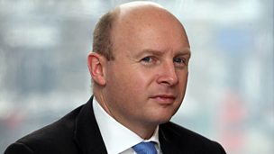 Image for Labour Work and Pensions Spokesman, UK - Liam Byrne