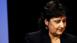 Image for Yasmin Alibhai-Brown with Anon