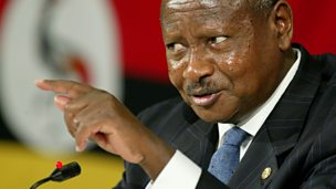 Image for Yoweri Museveni - President of Uganda