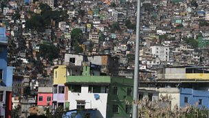 Image for Favela Pacified