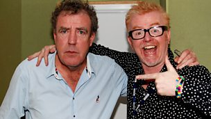 Image for Jeremy Clarkson joins us for breakfast!