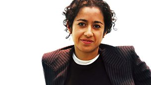 Image for Samira Ahmed with Lucy Mathen