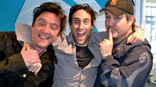 Image for Peter Serafinowicz is joined by David Arnold & Beardyman