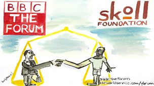 Image for The Forum @ Skoll 2012