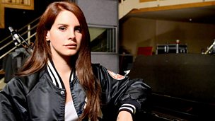 Image for Friday: Lana Del Rey Live Lounge