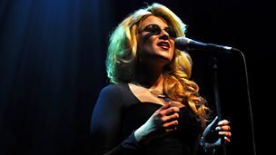 Image for Melody Gardot at the Cheltenham Jazz Festival