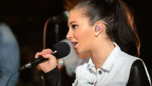 Image for Tulisa in the Live Lounge