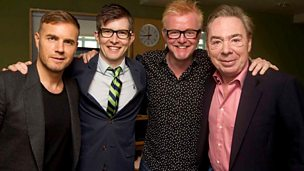 Image for Gary Barlow, Andrew Lloyd Webber and Gareth Malone bring us the official Diamond Jubilee song!