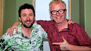 Image for Lee Mack joins us for Breakfast