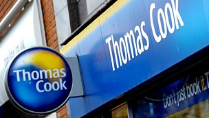 Image for Thomas Cook, tackling takeaways, plus home care for the elderly