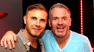 Image for Friday - Gary Barlow drops in for a chat