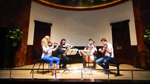 Image for Wigmore Hall: Pavel Haas Quartet
