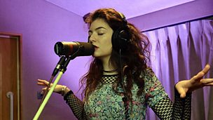 Image for Lorde - Live session