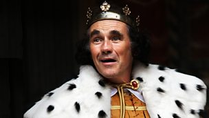 Image for Mark Rylance as Richard III, Herman Koch, Searching for Sugarman
