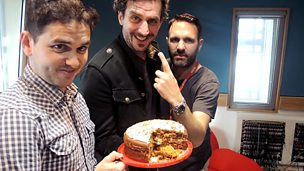 Image for Shaun Keaveny's Baking Bad Grand Final