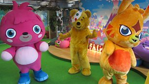 Image for Pudsey Bear joins Moshi Monsters!