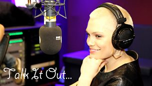 Image for Talk It Out with Jessie J, Rizzle Kicks and Tinie Tempah