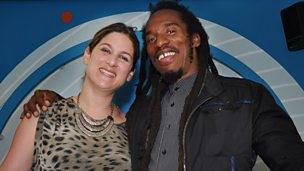 Image for Marathon Record Exchange with Benjamin Zephaniah