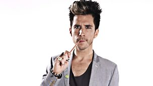 Image for Comedian and author Russell Kane presents Open Book