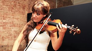 Image for Nicola Benedetti interviewed; Paralympic drama The Best of Men reviewed