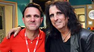 Image for With Alice Cooper