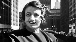 Image for Ayn Rand, author and philosopher