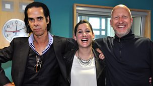 Image for Nemone sits in and talks to Nick Cave